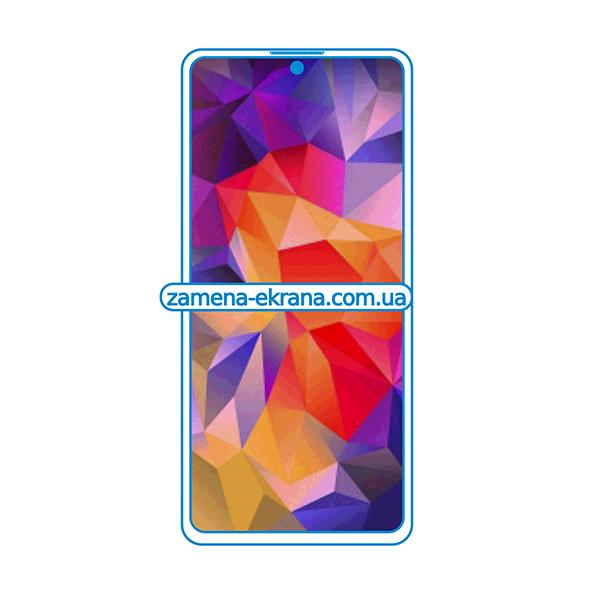 дисплей и стекло корпуса  для замены Samsung Galaxy A Quantum