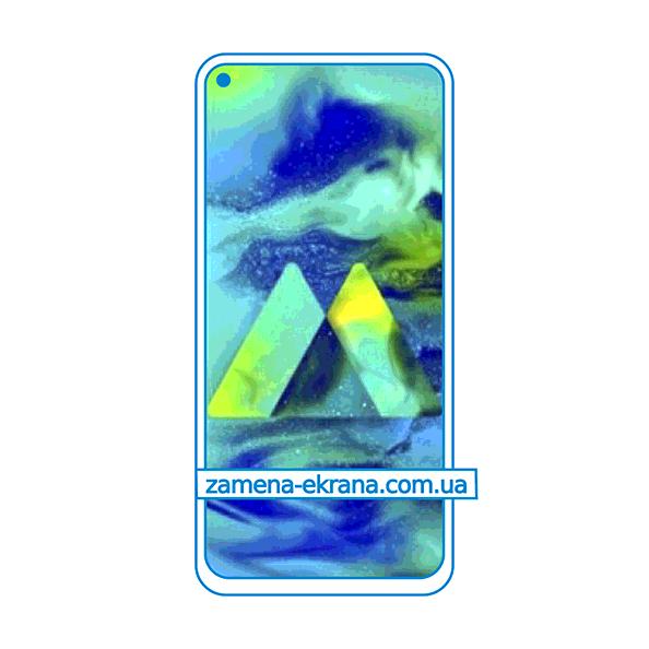 дисплей и стекло корпуса  для замены Samsung Galaxy M40