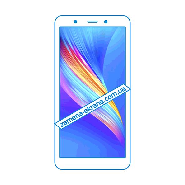 дисплей и стекло корпуса  для замены Tecno Pop 3