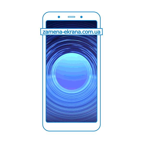 дисплей и стекло корпуса  для замены Tecno Pop 4