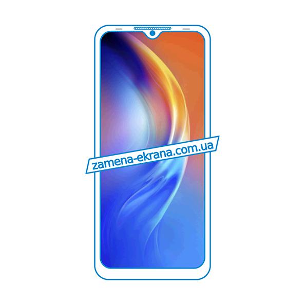 дисплей и стекло корпуса  для замены Tecno Spark 5 Air