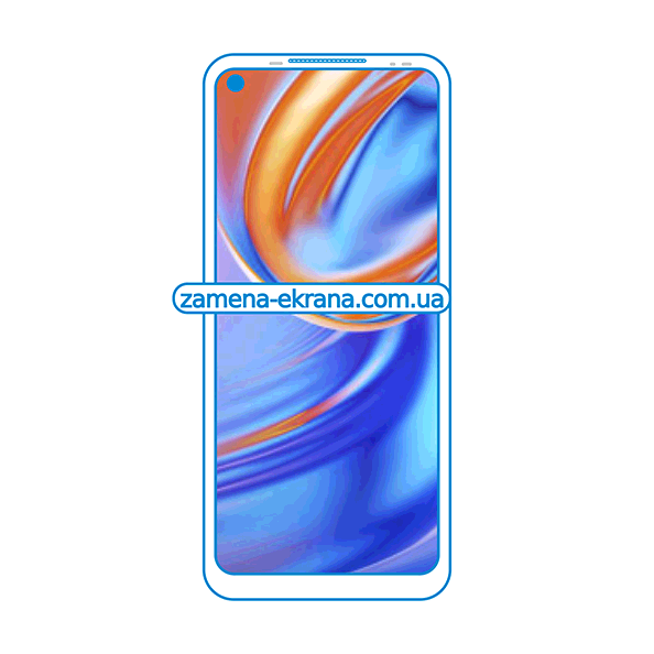 дисплей и стекло корпуса  для замены Tecno Spark 6