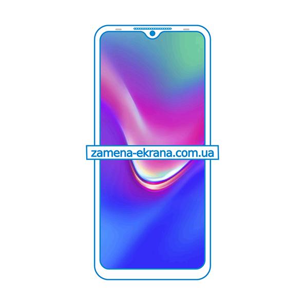 дисплей и стекло корпуса  для замены Tecno Spark Power 2