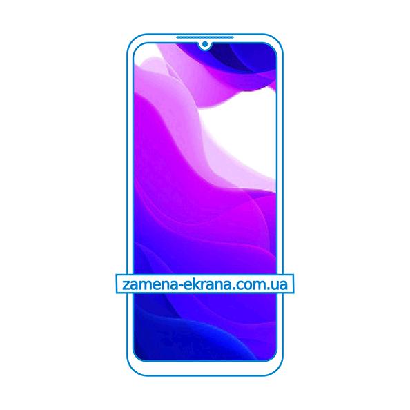 дисплей и стекло корпуса  для замены Xiaomi Mi 10 Lite 5G