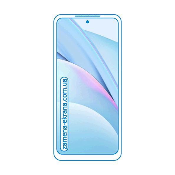 дисплей и стекло корпуса  для замены Xiaomi Mi 10T Lite 5G