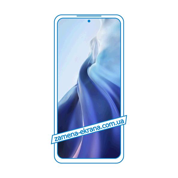 дисплей и стекло корпуса  для замены Xiaomi Mi 11X