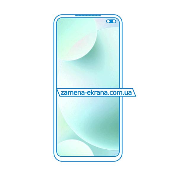 дисплей и стекло корпуса  для замены Xiaomi Redmi K30 5G Racing