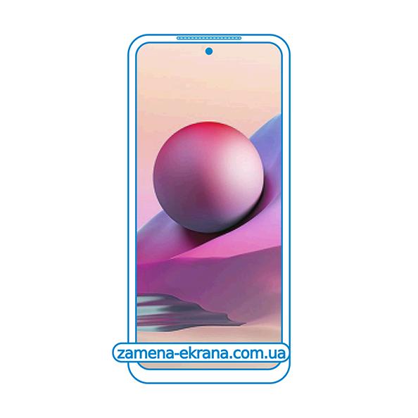 дисплей и стекло корпуса  для замены Xiaomi Redmi Note 10S