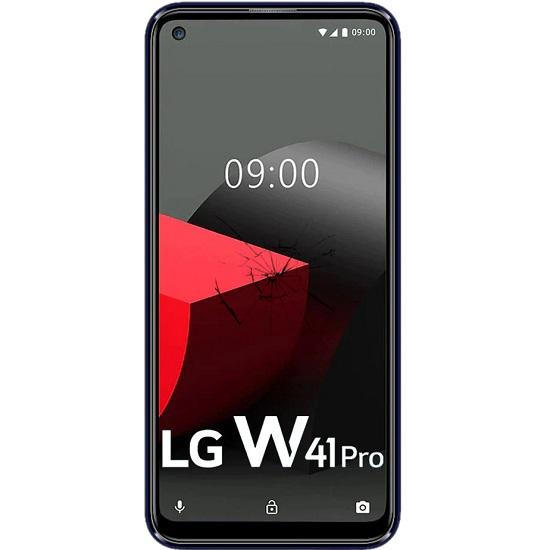Ремонт дисплея LG W41 Pro
