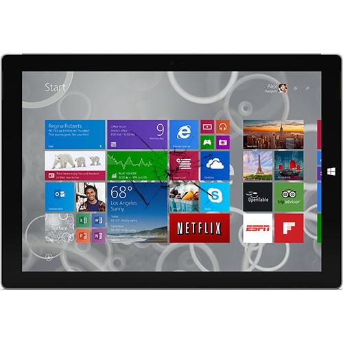 Ремонт дисплея Microsoft Surface Pro 3