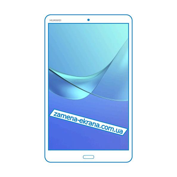 дисплей и стекло корпуса  для замены Huawei MediaPad M5 8