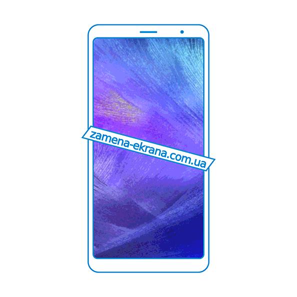 дисплей и стекло корпуса  для замены Lenovo Tab V7