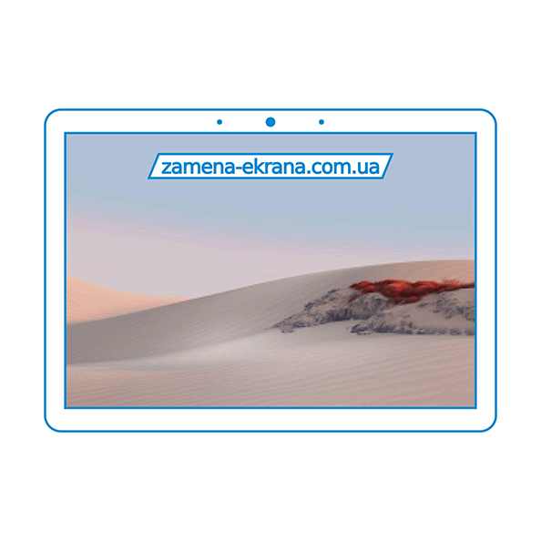 дисплей и стекло корпуса  для замены Microsoft Surface Go 2