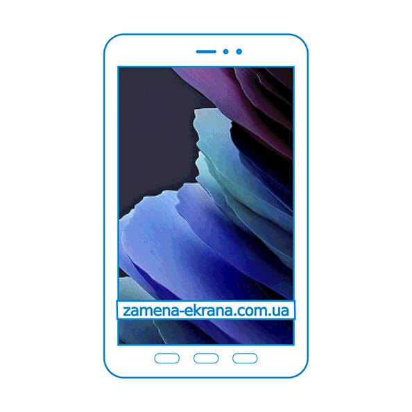 дисплей и стекло корпуса  для замены Samsung Galaxy Tab Active 3