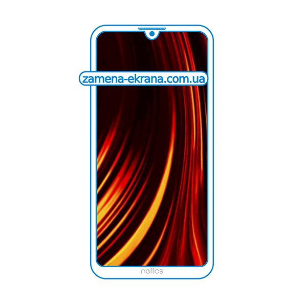 дисплей и стекло корпуса  для замены TP-LINK Neffos X20 Pro