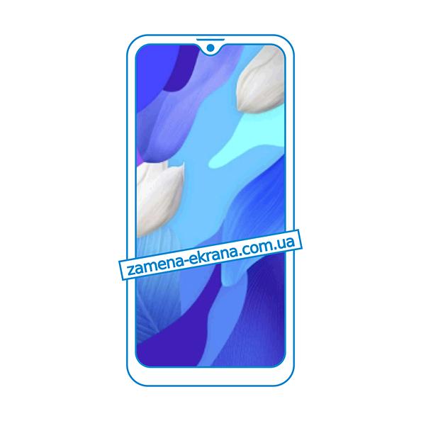 дисплей и стекло корпуса  для замены UleFone Power 6