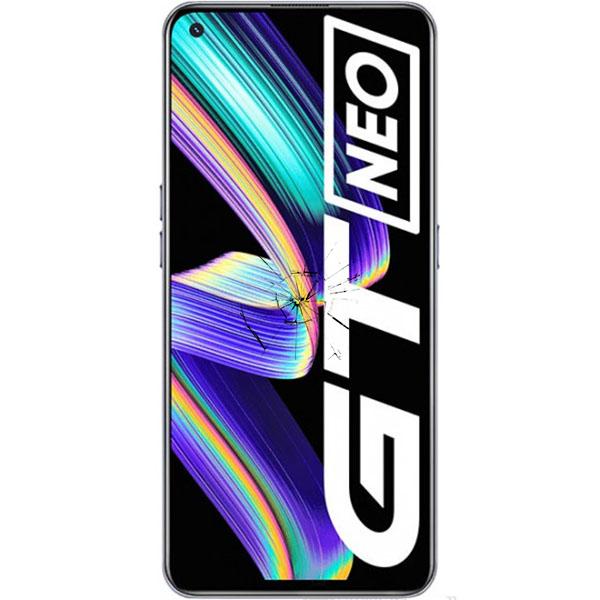 Ремонт диспея Oppo Realme GT Neo