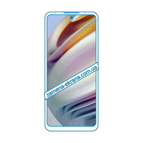 дисплей и стекло корпуса  для замены Motorola Moto G60