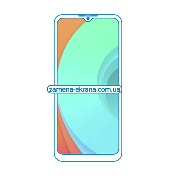 дисплей и стекло корпуса для замены Realme C11