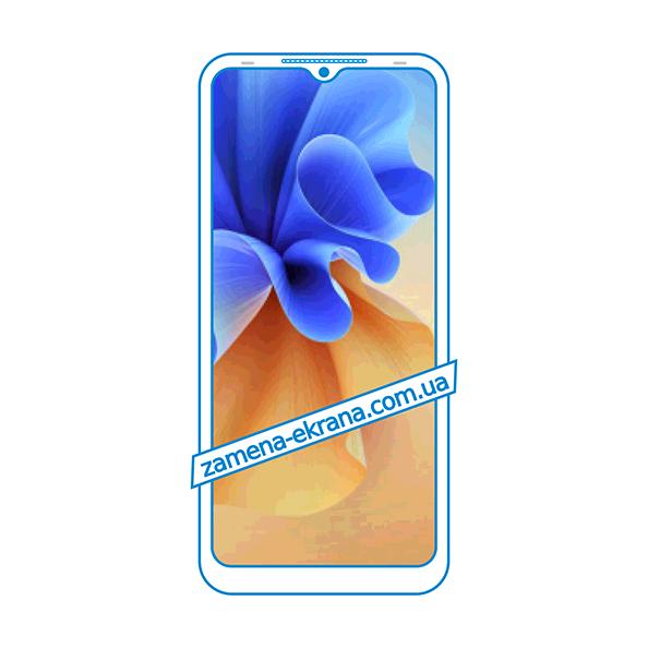 дисплей и стекло корпуса  для замены Tecno Spark 7
