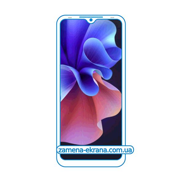 дисплей и стекло корпуса  для замены Tecno Spark 7P