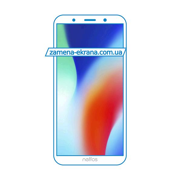 дисплей и стекло корпуса  для замены TP-LINK Neffos C9