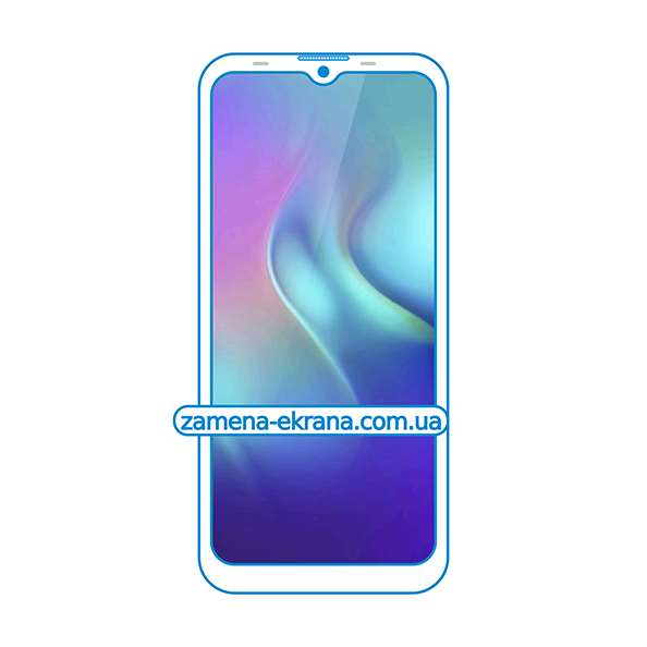 дисплей и стекло корпуса  для замены Tecno Pop 3 Plus