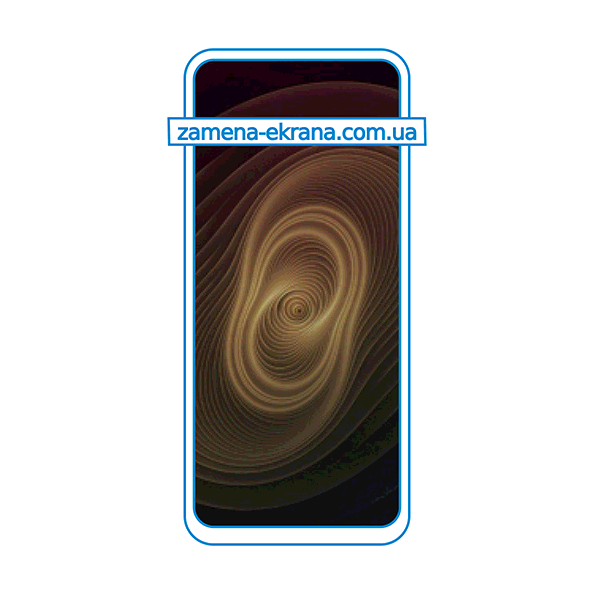 дисплей и стекло корпуса для замены ZTE Axon 20 5G Extreme