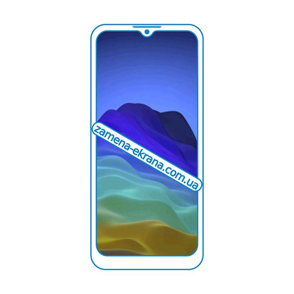 дисплей и стекло корпуса  для замены ZTE Blade 11 Prime