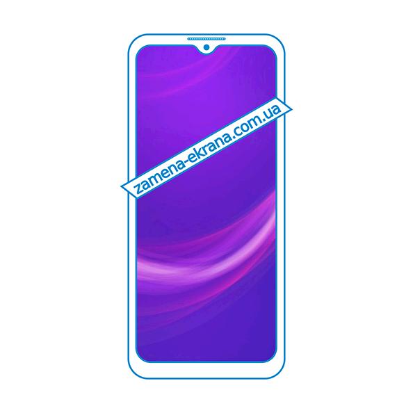 дисплей и стекло корпуса  для замены ZTE Blade A51