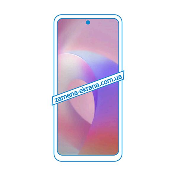 дисплей и стекло корпуса  для замены ZTE S30 SE
